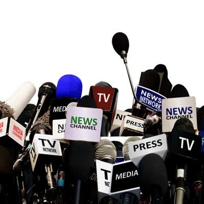 Campaign Press release microphones