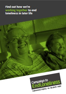 Campaign to End loneliness - working together